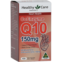 Healthy Care Coenzyme Q10 for Health & Well-Being