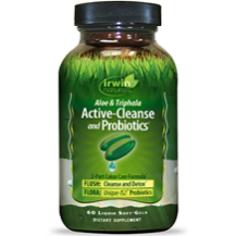 Irwin Naturals Active-Cleanse and Probiotics for Weight Loss