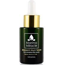 Marina Miracle Amaranth Night Serum for Anti-Aging