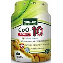 Nature's Essentials CoQ10 for Health & Well-Being