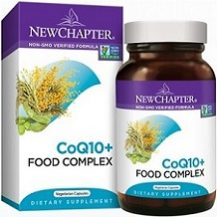 New Chapter CoQ10 for Health & Well-Being