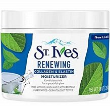 St. Ives Renewing Collagen Elastin Moisturizer for Skin Moisturizer
