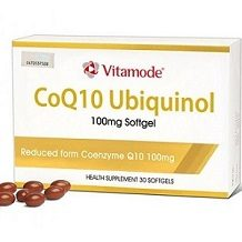 Vitamode CoQ10 Ubiquinol supplement review