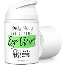 Body Merry Age Defense Eye Cream for Wrinkles