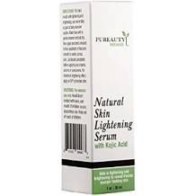 Pureauty Naturals Natural Skin Lightening Serum for Skin Brightener
