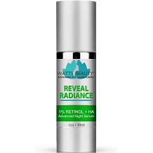 Watts Beauty Advanced Skin Care Retinol Night Serum for Anti-Aging