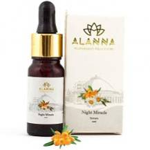 Alanna Night Miracle Serum for Anti-Aging
