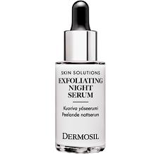 Dermosil Exfoliating Night Serum for Anti-Aging