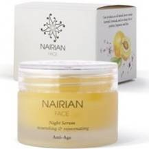 Nairian Nourishing & Softening Night Serum for Anti-Aging