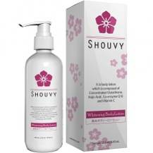 Shouvy Whitening Body Lotion for Skin Brightener