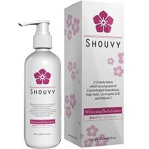 Shouvy Whitening Body Lotion for Skin Brightener